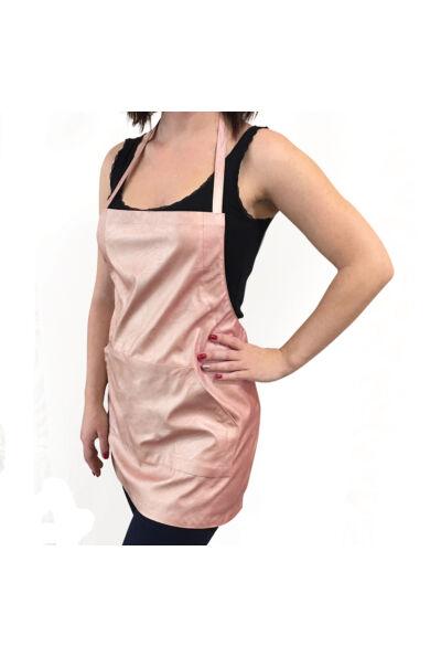 Dress Code Rózsaarany Fuvallat kötény